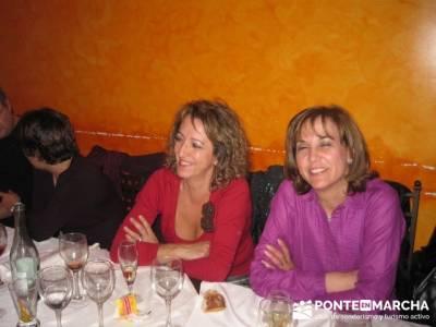 Conocer gente en Madrid - Salir  amistad; clubes de senderismo